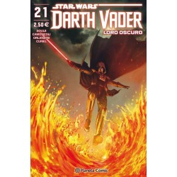 DARTH VADER LORD OSCURO Nº 21 (DE 25)