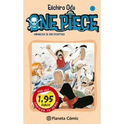 ONE PIECE Nº 01 (VERSIÓN PROMO)