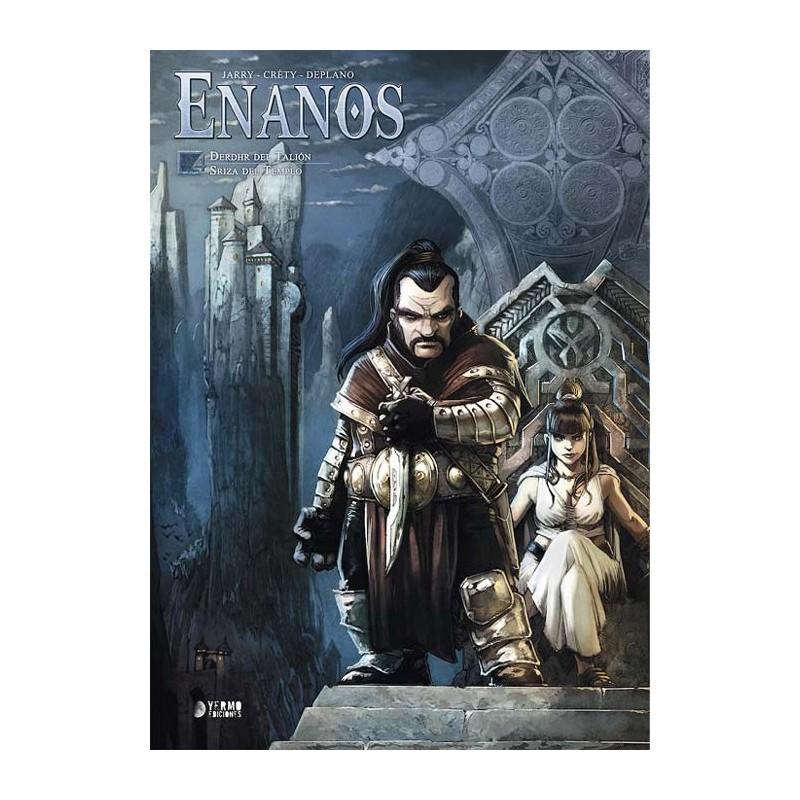 ENANOS VOL. 04: DERDHR DEL TALIÓN / SRIZA DEL TEMPLO