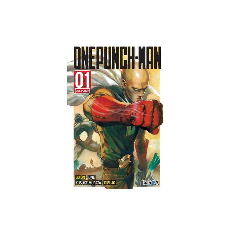 ONE PUNCH-MAN Nº 01