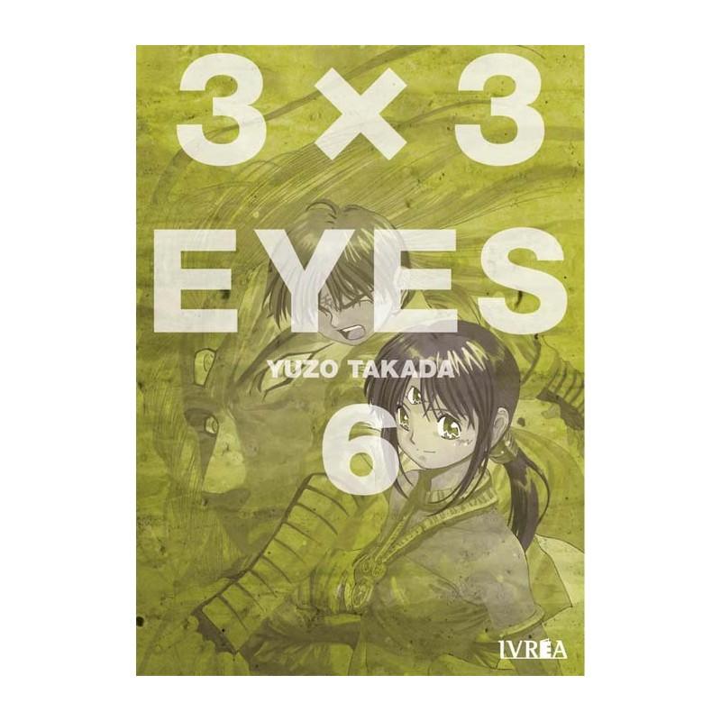 3 X 3 EYES Nº 06