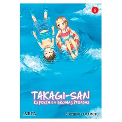 TAKAGI-SAN EXPERTA EN BROMAS PESADAS Nº 06