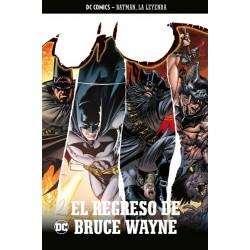 BATMAN LA LEYENDA Nº 32 : EL REGRESO DE BRUCE WAYNE