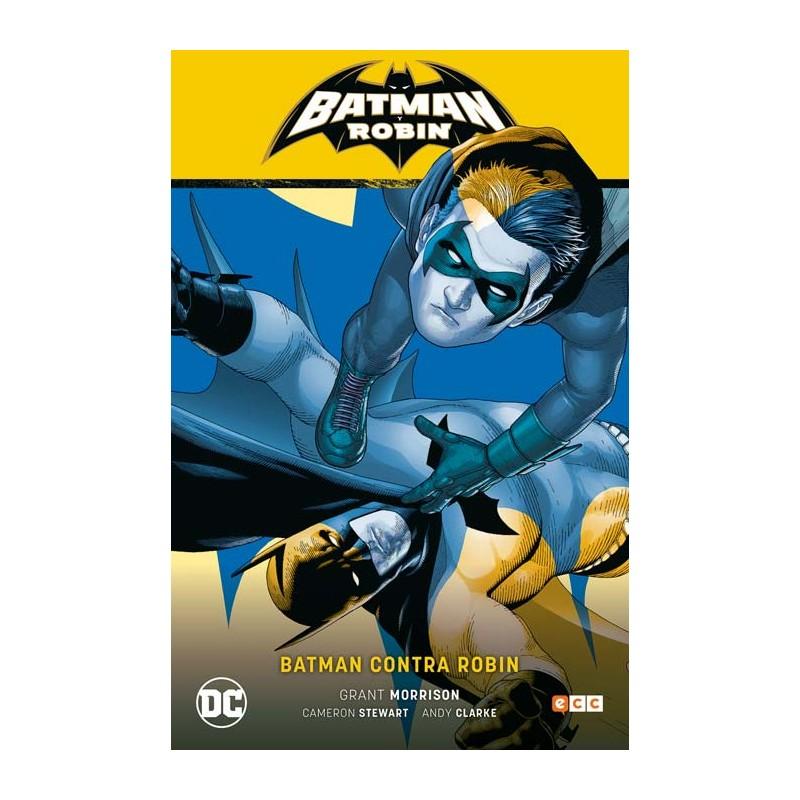 BATMAN Y ROBIN VOL. 02: BATMAN CONTRA ROBIN (BATMAN SAGA)