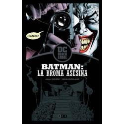 BATMAN LA BROMA ASESINA EDICIÓN DC BLACK LABEL 2ª EDICIÓN