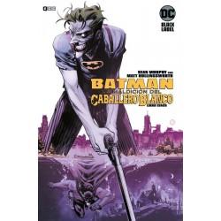 BATMAN: LA MALDICIÓN DEL CABALLERO BLANCO Nº 05 (DE 8)