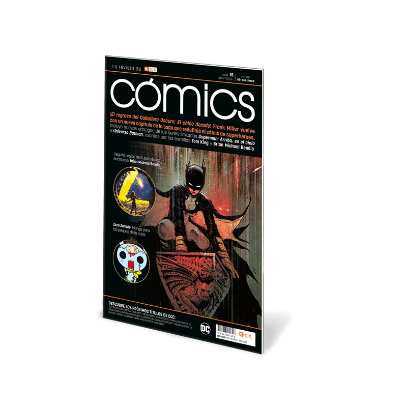 REVISTA ECC COMICS Nº 15