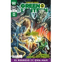 GREEN LANTERN Nº 12 / 94