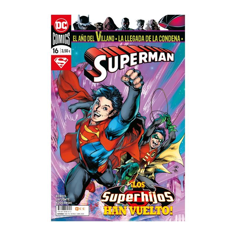 SUPERMAN Nº 16 / 95
