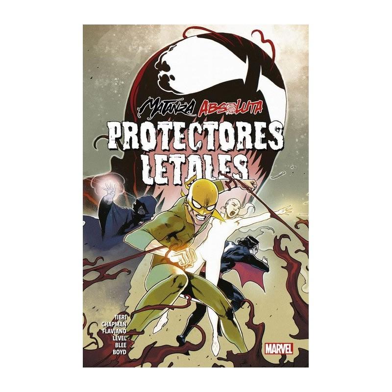 MATANZA ABSOLUTA: PROTECTORES LETALES