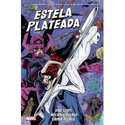 ESTELA PLATEADA DE DAN SLOTT Y MIKE ALLRED (MARVEL OMNIBUS)