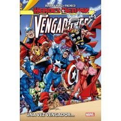 LOS VENGADORES VOL. 01 UNA VEZ VENGADOR (HEROES...