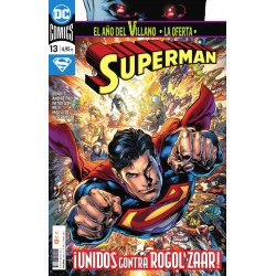 SUPERMAN Nº 13 / 92