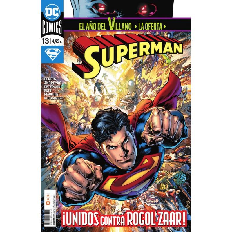 SUPERMAN Nº 13 / 92