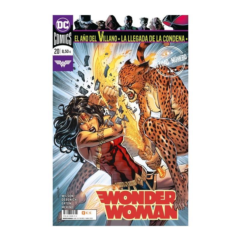 WONDER WOMAN Nº 20 / 34