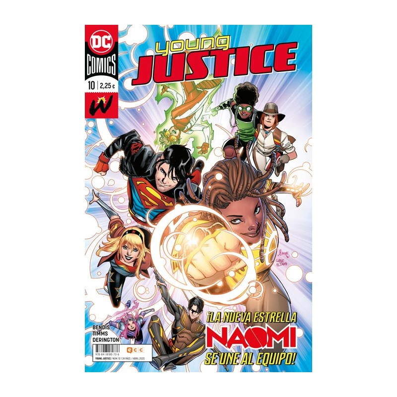 YOUNG JUSTICE Nº 10