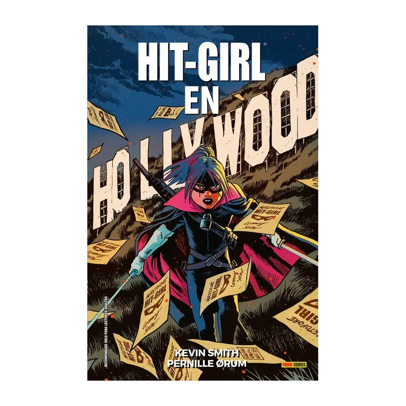 HIT GIRL VOL. 04 EN HOLLYWOOD