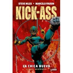 KICK-ASS: LA CHICA NUEVA VOL. 02
