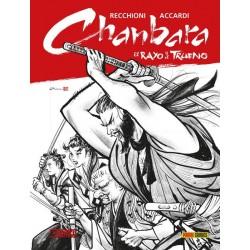 CHANBARA VOL. 02: EL RAYO Y EL TRUENO