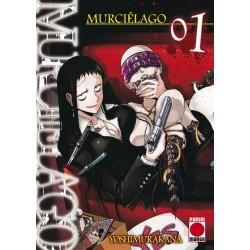 MURCIÉLAGO Nº 01