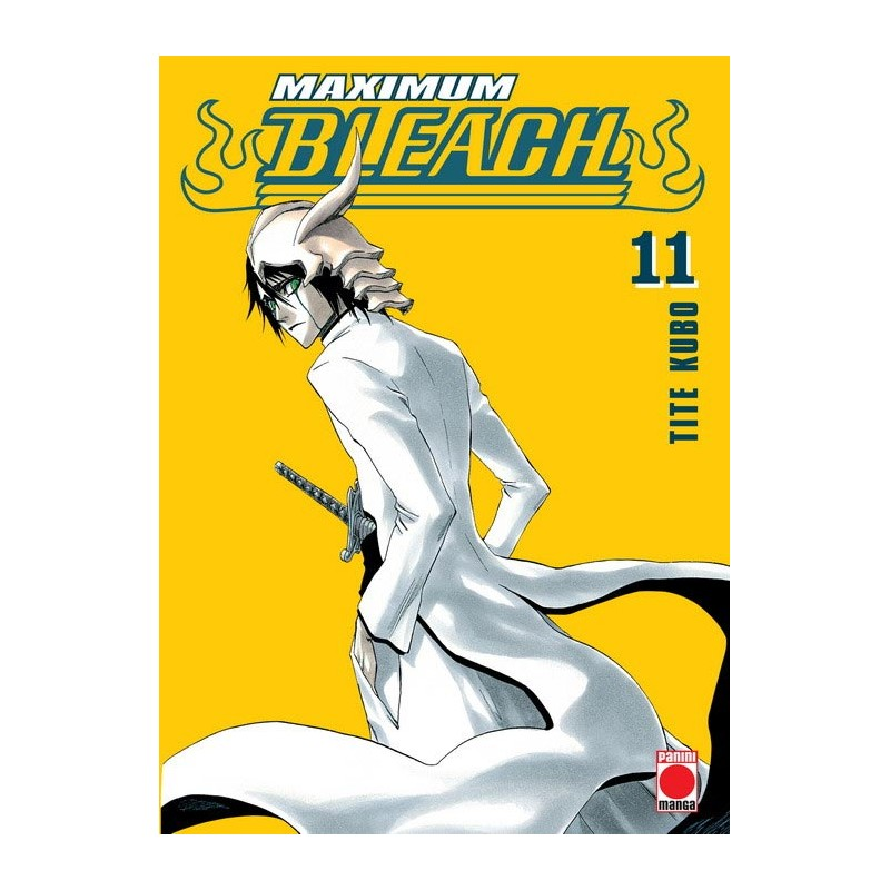 MAXIMUM BLEACH Nº 11