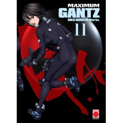 MAXIMUM GANTZ Nº 11