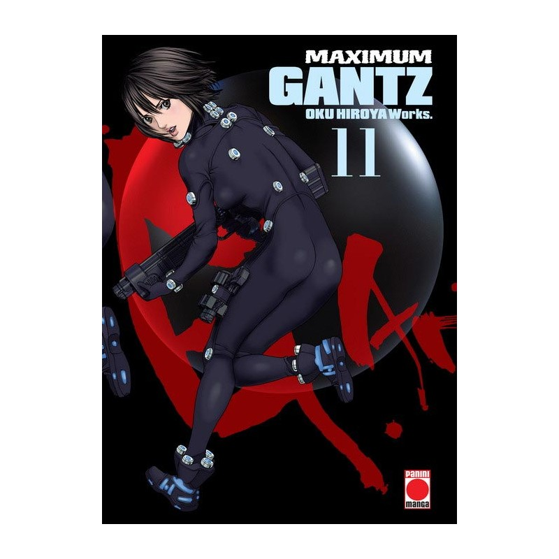 MAXIMUM GANTZ Nº 11