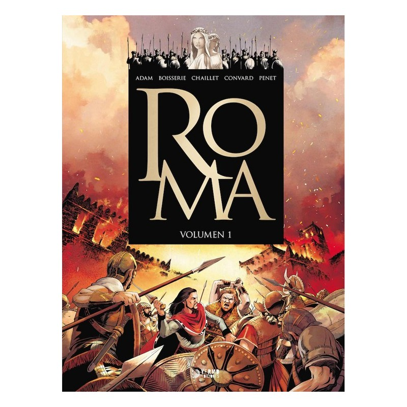 ROMA VOL. 01