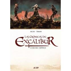 LAS CRONICAS DE EXCALIBUR VOL. 03 : TERCERA CRÓNICA