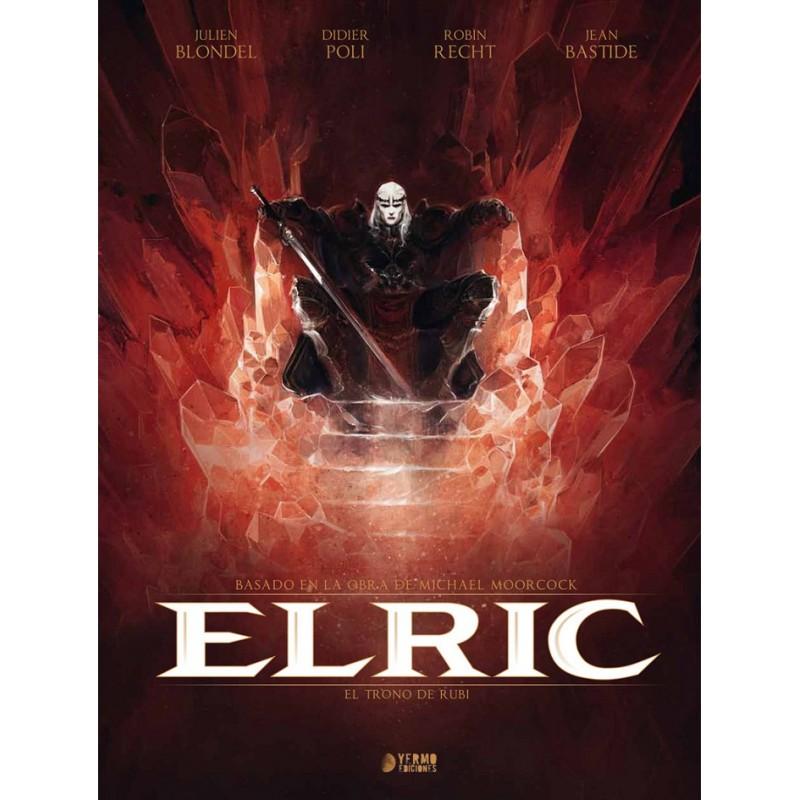 ELRIC VOL. 01: EL TRONO DE RUBI
