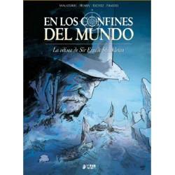 EN LOS CONFINES DEL MUNDO: LA ODISEA DE SIR ERNEST SHACKLETON