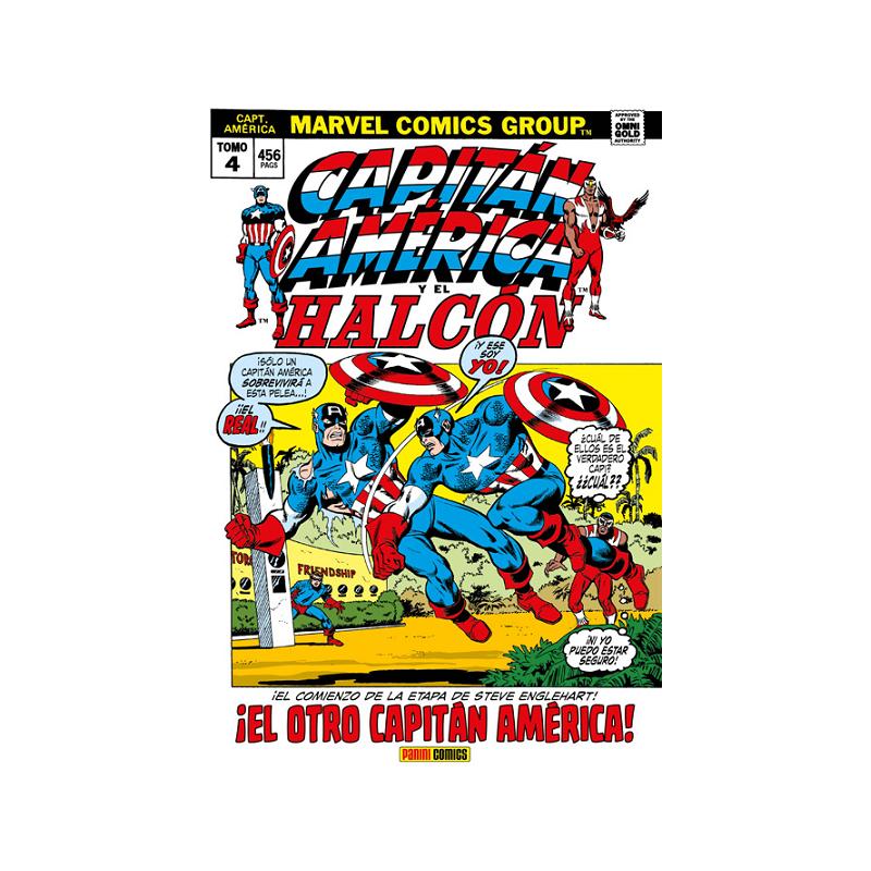CAPITÁN AMÉRICA Y EL HALCÓN VOL. 04 : ¡EL OTRO CAPITAN AMERICA! (OMNIBUS)