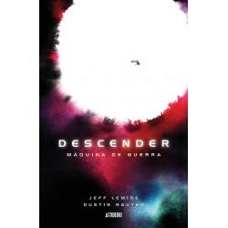 DESCENDER Nº 06 : MÁQUINA DE GUERRA