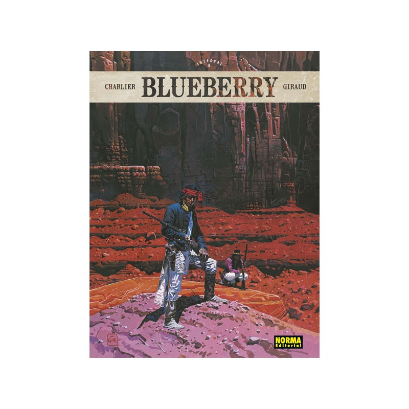 BLUEBERRY INTEGRAL VOL. 06
