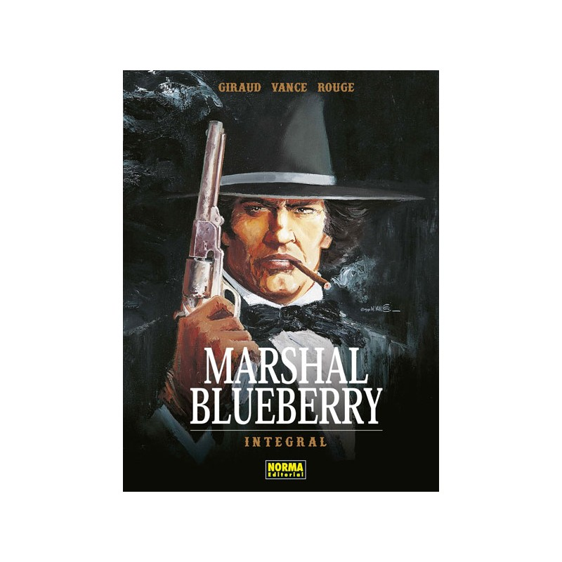 BLUEBERRY INTEGRAL : MARSHALL