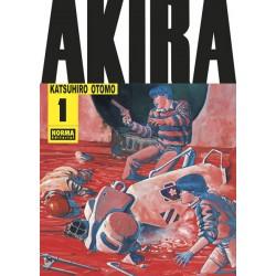 AKIRA 1 (DE 6) EDICIÓN ESPECIAL B/N
