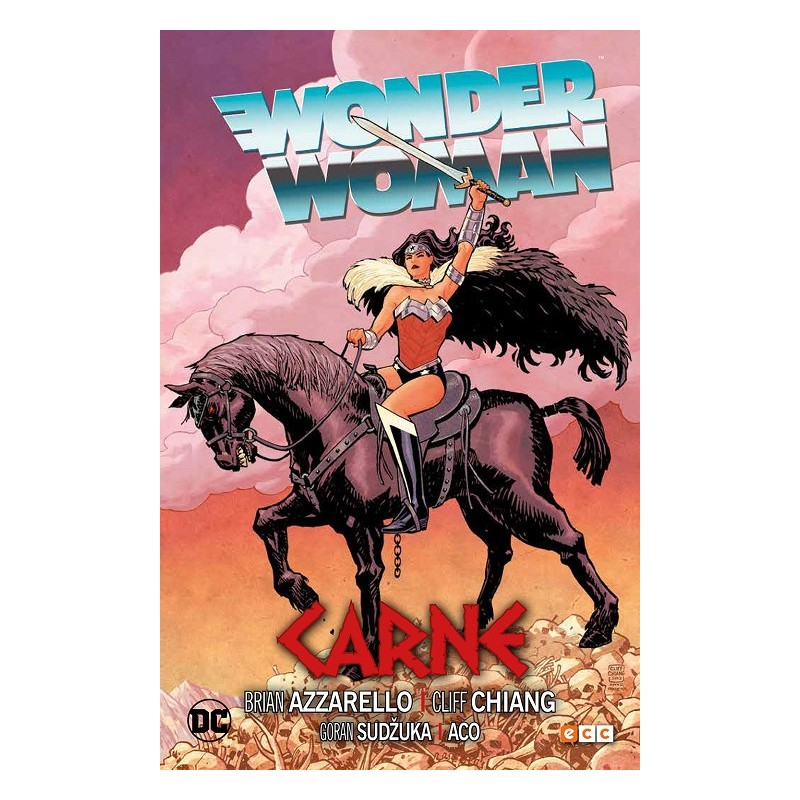 WONDER WOMAN VOL. 05 : CARNE