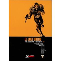 JUEZ DREDD: LOS ARCHIVOS COMPLETOS VOL. 02
