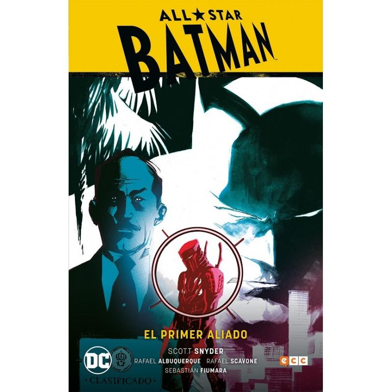 BATMAN ALL-STAR VOL. 03: EL PRIMER ALIADO (RENACIMIENTO)
