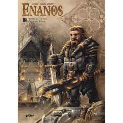 ENANOS VOL. 01: REDWIN DE LA FORJA / ORDON DEL TALION