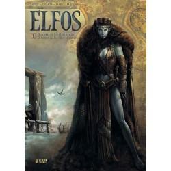 ELFOS VOL. 01: EL CRISTAL DE LOS ELFOS AZULES / EL HONOR DE LOS ELFOS SILVANOS