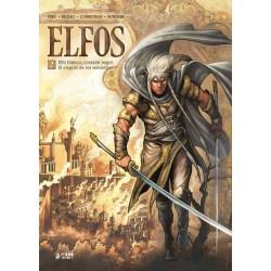 ELFOS VOL. 02: ELFO BLANCO, CORAZON NEGRO / EL ELEGIDO DE LOS SEMIELFOS