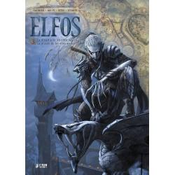 ELFOS VOL. 03: LA DINASTÍA DE LOS ELFOS NEGROS / LA MISIÓN DE LOS ELFOS AZULES