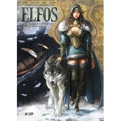 ELFOS VOL. 04: EL CRISTAL DE LOS ELFOS SILVANOS / LA ÚLTIMA SOMBRA