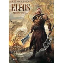 ELFOS VOL. 05: EL ASEDIO DE CADANLA / ELFO NEGRO CORAZON OSCURO
