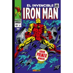 IRON MAN VOL. 02: POR LA FUERZA DE LAS ARMAS (MARVEL GOLD)