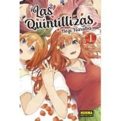 LAS QUINTILLIZAS Nº 01