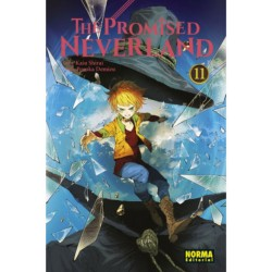 THE PROMISED NEVERLAND Nº 11