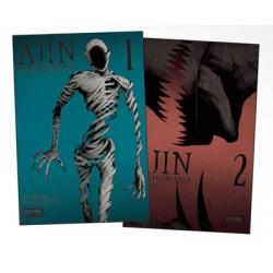 AJIN Nº 01 Y Nº 02 - PACK INICIACIÓN