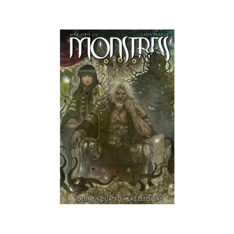MONSTRESS VOL. 04: LAS ELEGIDAS